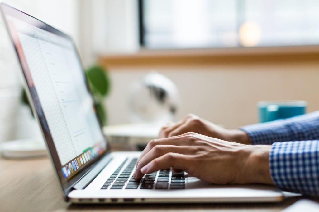 poslovno dopisivanje, typing