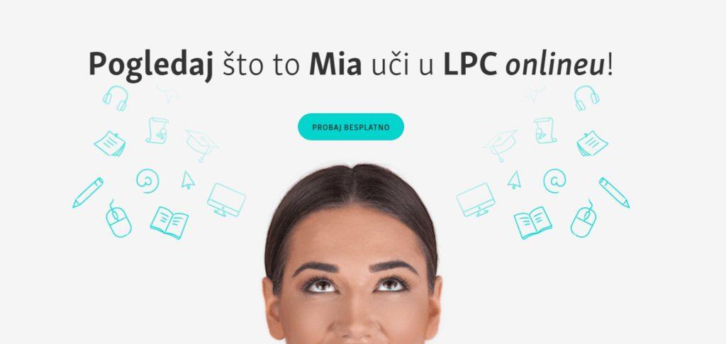 lpc online, edukacija, platforma