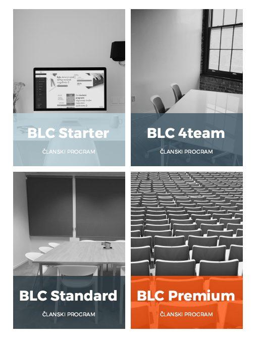 BLC članski programi
