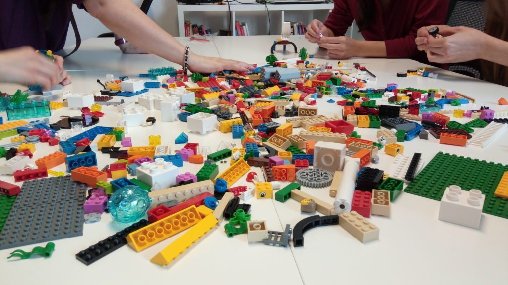 Lego Serious Play radionica